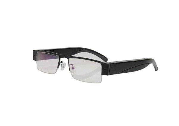 906c72b519 SET - Spy glasses with FULL HD camera and WiFi + Spy earpiece