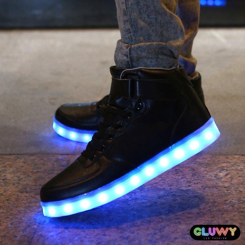 Glowing Nike Shoes Yeezy