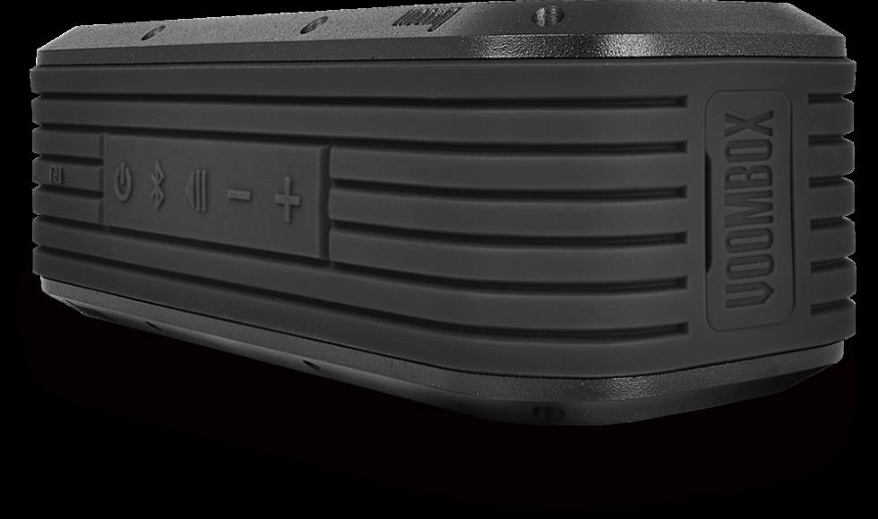 Voombox ext rieur etanche bluetooth speaker 2x7 5w avec for Haut parleur exterieur etanche