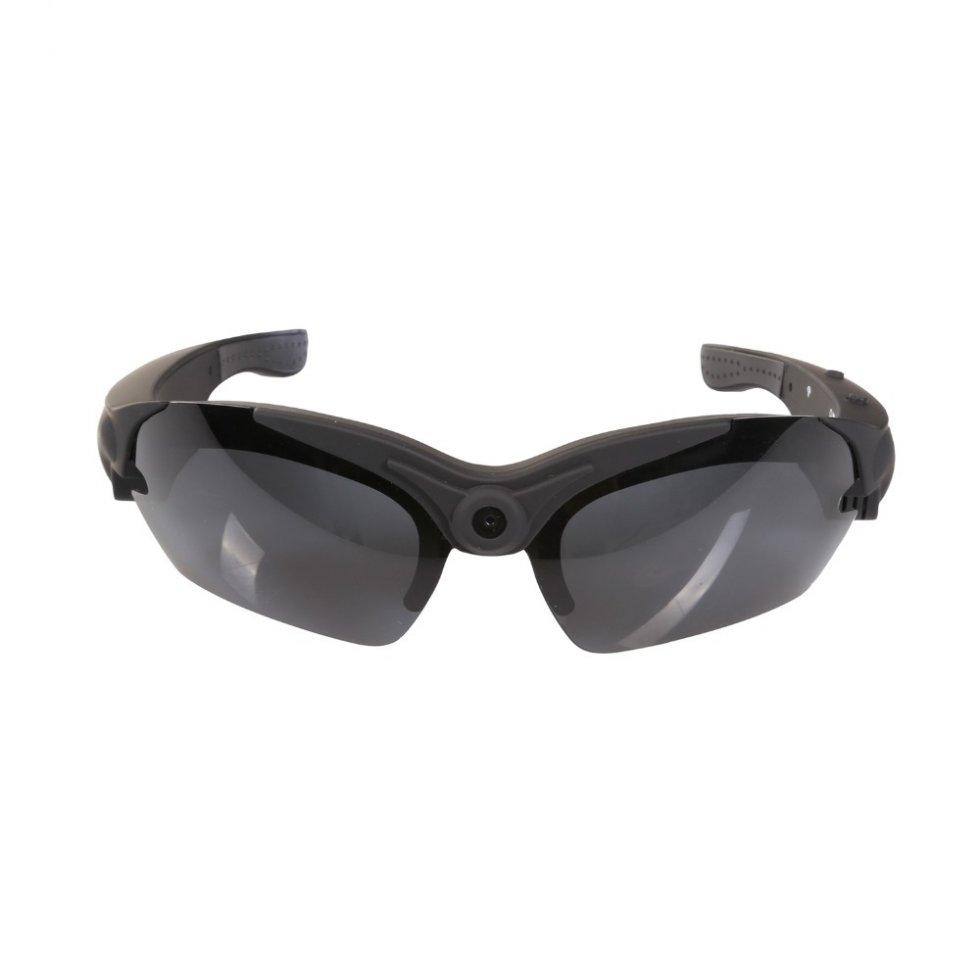 b5404be55 Kamera v okuliaroch FULL HD s Wifi - slnečné okuliare s UV filtrom ...