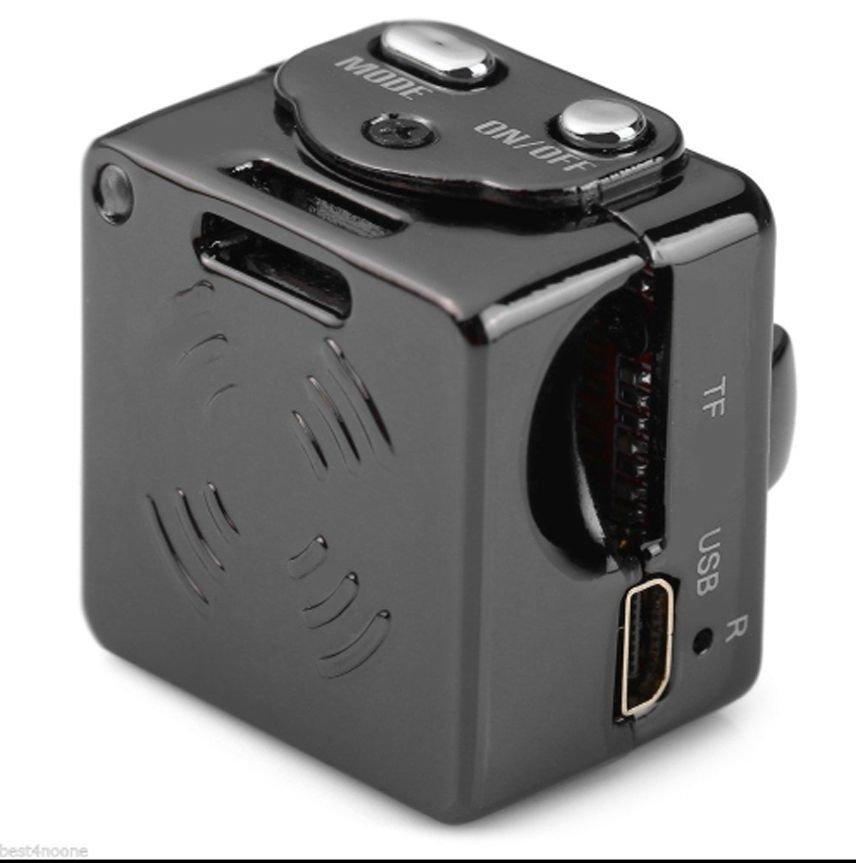 Mikro Full HD kamera s detekciou pohybu a 4 IR LED  7dcc3ea82d8