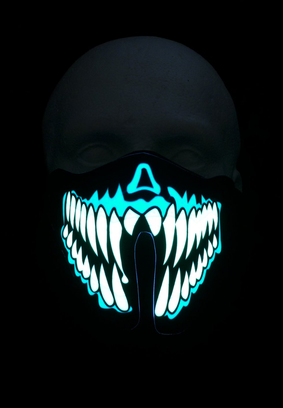 Rave Mask Sound Sensitive Cool Mania