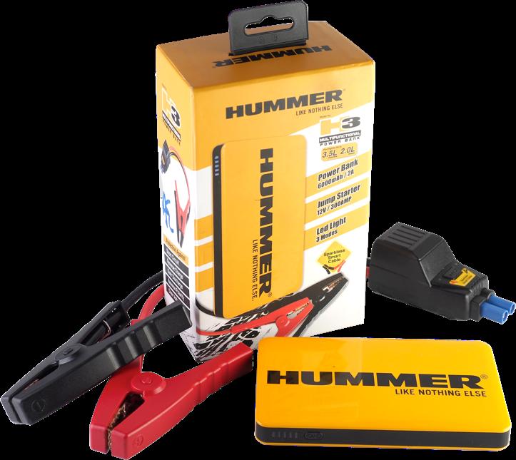 mini d marreur batterie externe hummer h3 6000mah pour moteurs jusqu 39 3 5l essence 2 0l. Black Bedroom Furniture Sets. Home Design Ideas