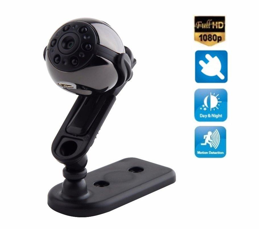 Mikro kamera FULL HD 2x2cm + detekcia pohybu + IR LED  fbf580dd499
