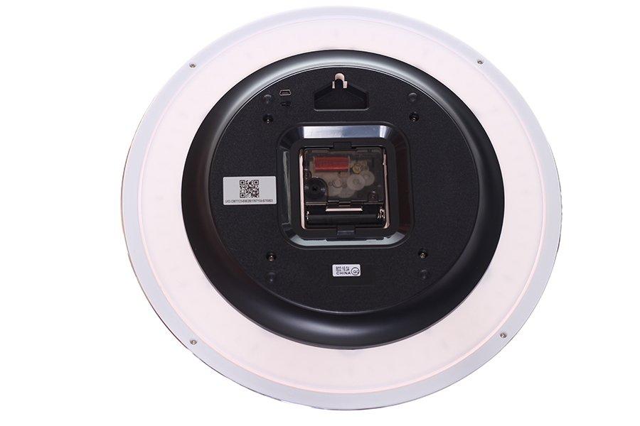 Telecamera Nascosta Da Esterno : Orologio da parete con telecamera nascosta wifi full hd