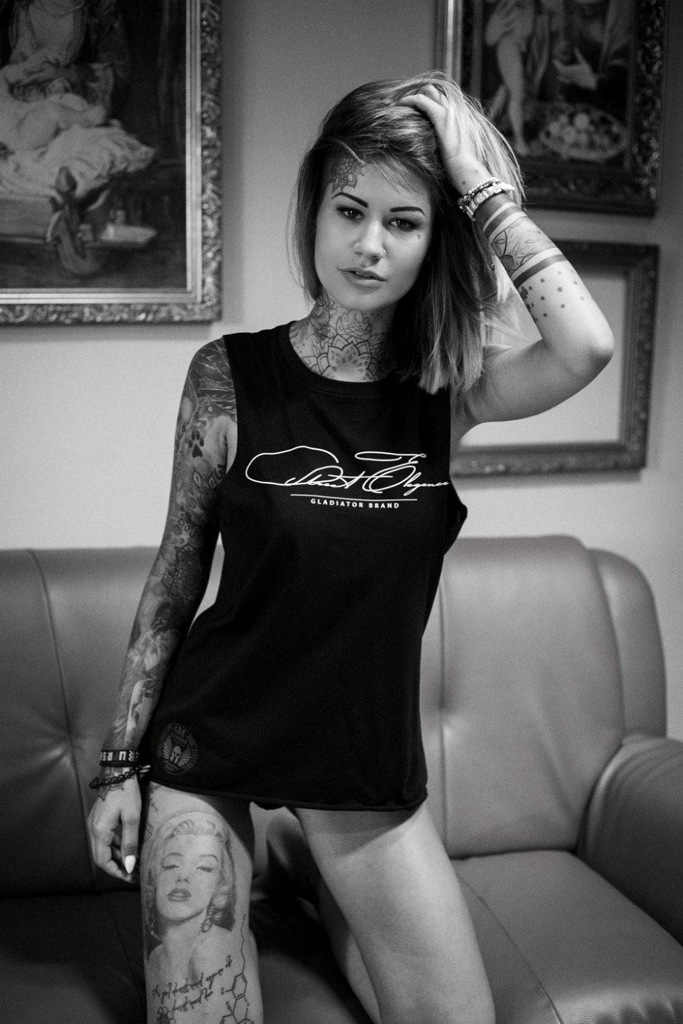 476aa54759 Női NDK utcai elegancia mellény - fekete | Cool Mania