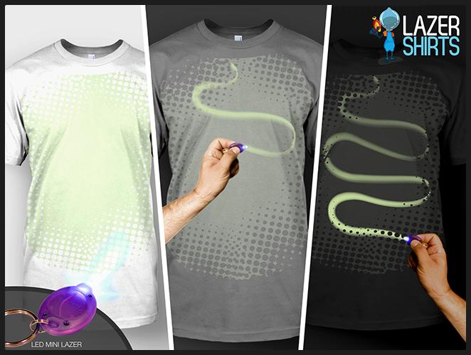 Laser camicia disegna il tuo movente cool mania - Disegna il tuo giardino ...