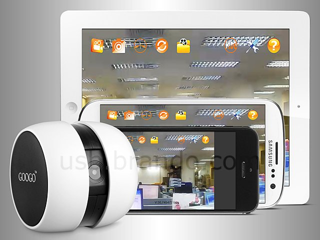 Wifi camera with live streaming googo cool mania for Camera streaming live