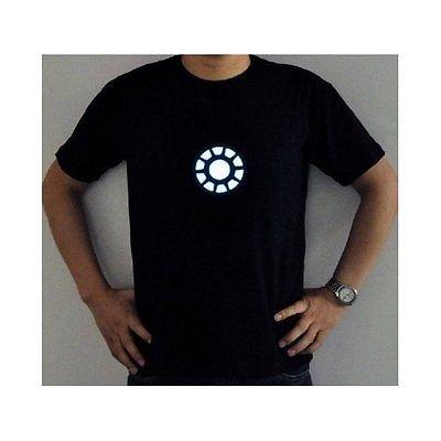 1463de7191 Ironman - LED-es póló | Cool Mania