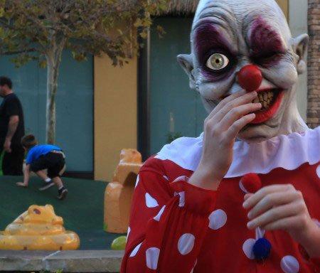Maschere di carnevale - Clown  dd8e7527ef30