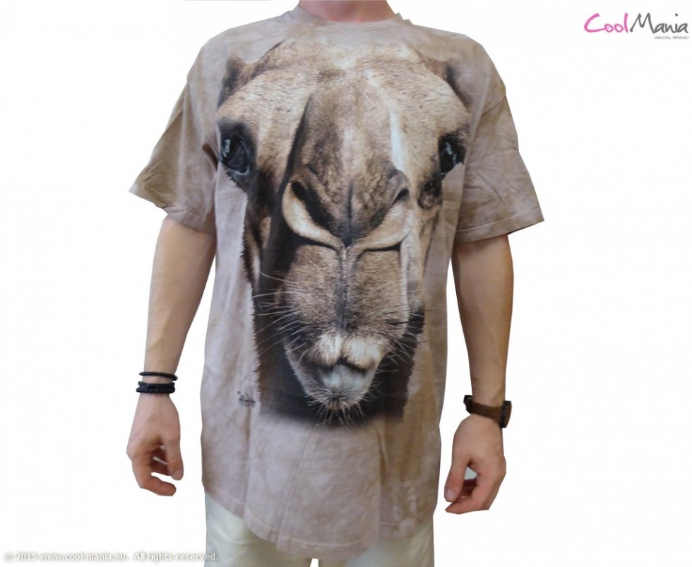 eco t shirt camel cool mania. Black Bedroom Furniture Sets. Home Design Ideas
