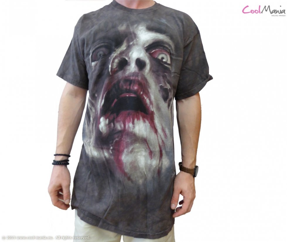 c973ce9f4e Mountain póló - Zombie arca | Cool Mania