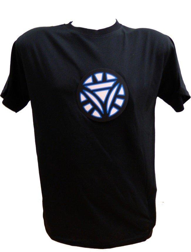 e8d039b3f228 IRONMAN - Svietiace tričko