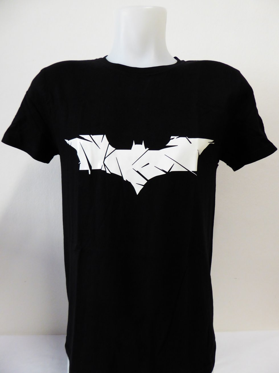 Black t shirt batman - Fluorescent T Shirt Batman