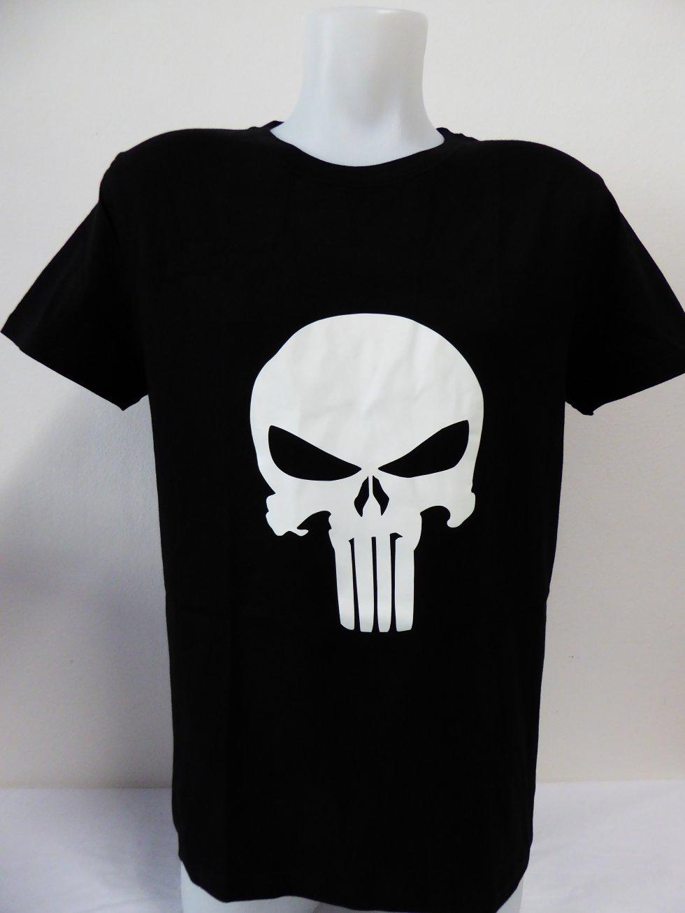 a0071e32 Fluorescent T-shirt - Punisher | Cool Mania
