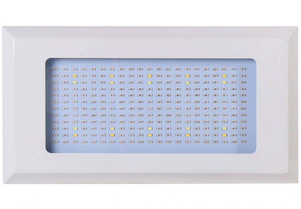 hydroponic growing hochleistungs led panel mit vollem spektrum 300w cool mania. Black Bedroom Furniture Sets. Home Design Ideas