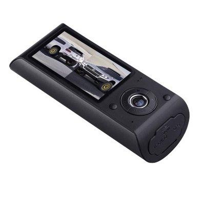 appareil photo de voiture avec le gps 140 d 39 angle gsenzor cool mania. Black Bedroom Furniture Sets. Home Design Ideas