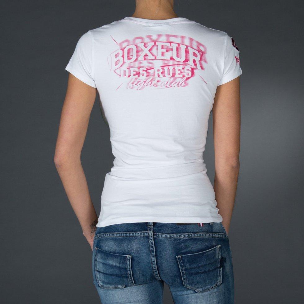 Sportif Des T Rues Femmes Boxeur Shirt Ixd8n5q