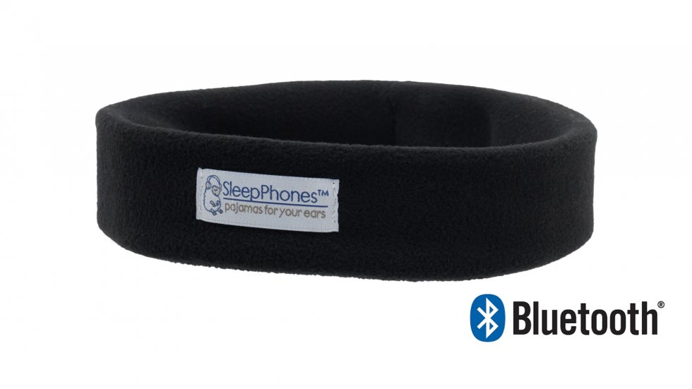 sleepphones bluetooth headphones for sleeping cool mania. Black Bedroom Furniture Sets. Home Design Ideas