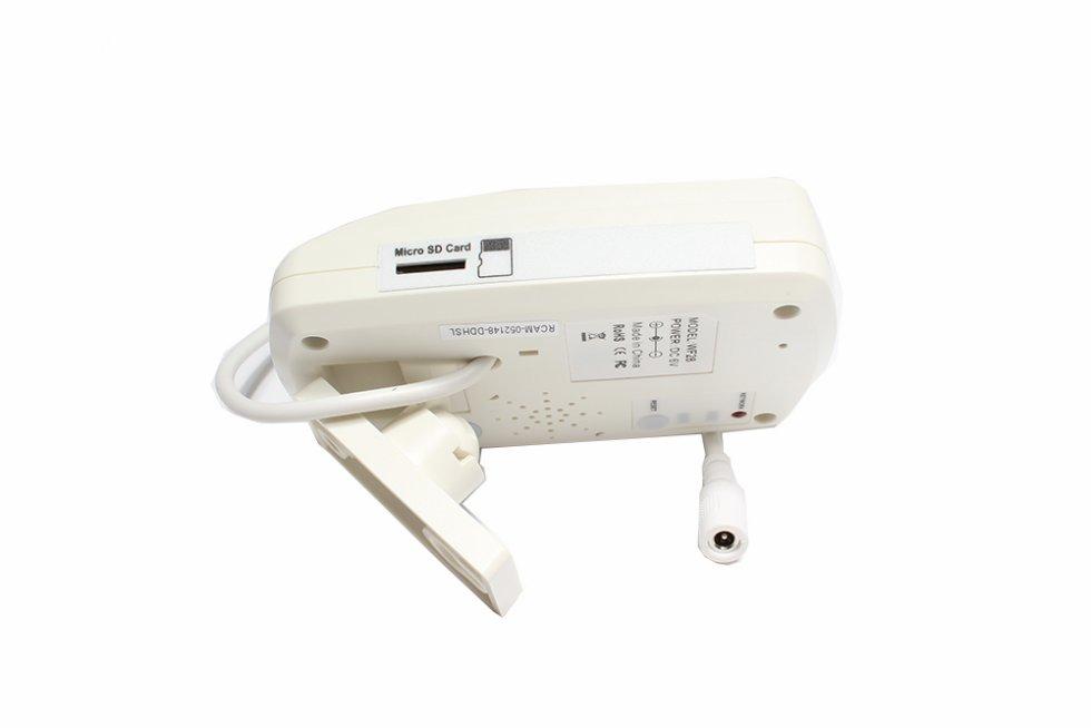 Wifi Kamera v pohybovom senzore s HD 1280x720 a IR LED nočným videním 10f0491c489