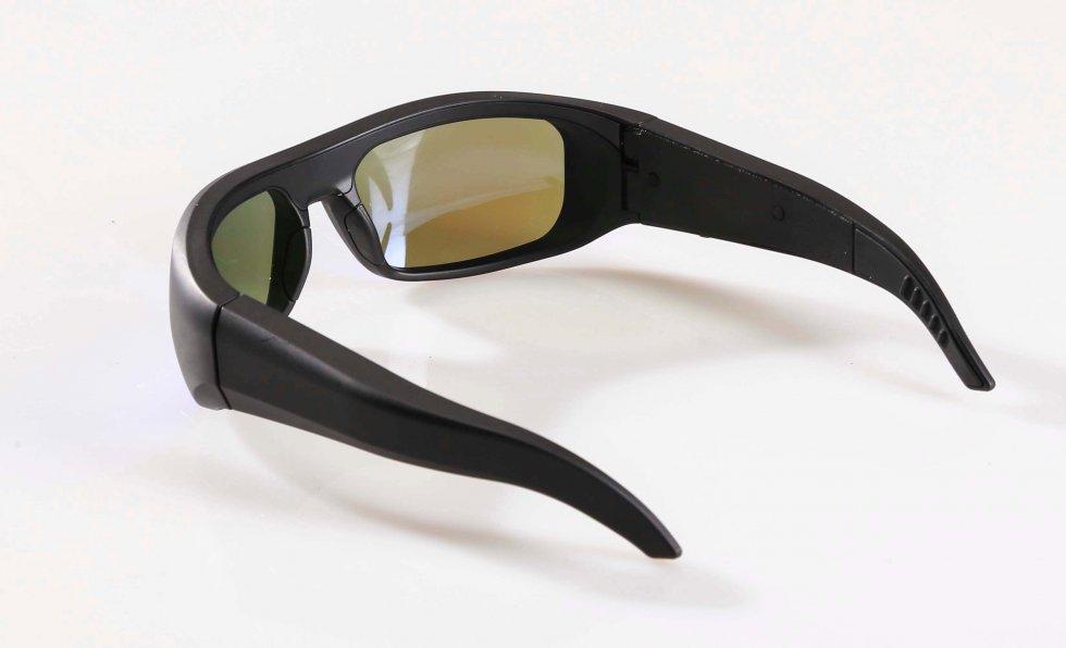 Štýlové vodotesné slnečné okuliare s FULL HD kamerou + 16 GB pamäť a UV  filter aa8cd0384f0